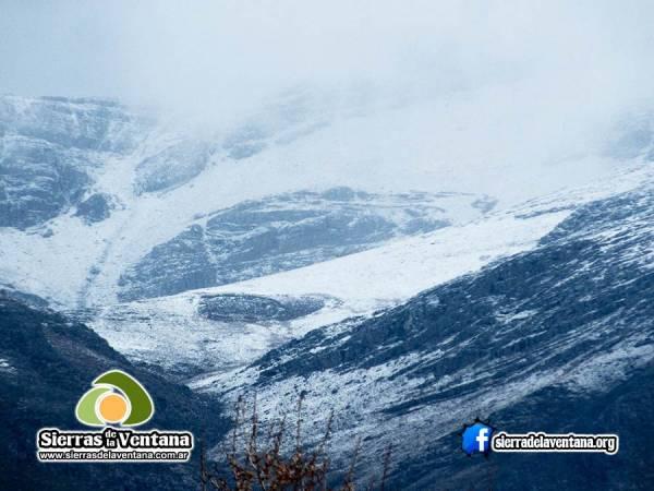 Cerro Naposta nevado