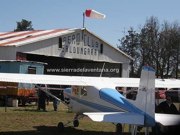 Encuentro de Aeroclubes en Saldungaray