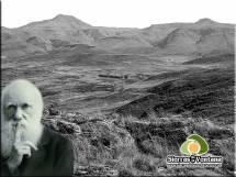 Charles Darwin en Sierra de la Ventana