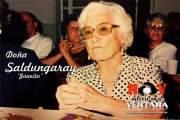 Memorias Épicas de Doña Saldungaray